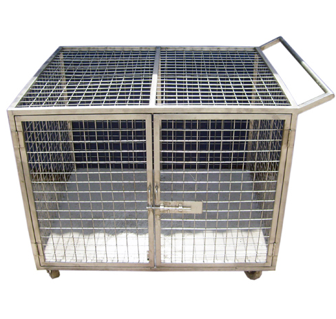 Cage Trolley, Sieve Trolley, Step Trolley, Utility Trolley