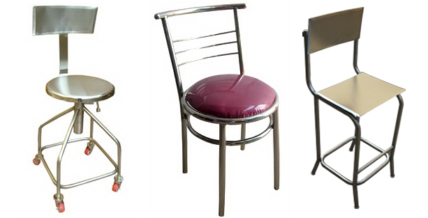 stool chairs stainless steel stools stainless steel chairs die