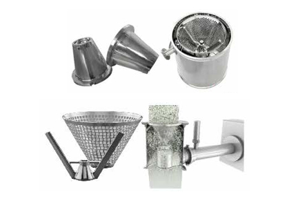 Comill Sieves